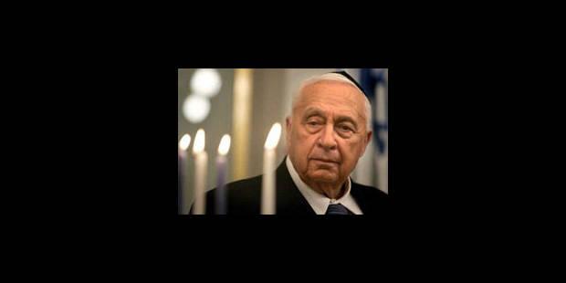 """Ariel Sharon a une """"activité cérébrale importante"""" - La Libre"""