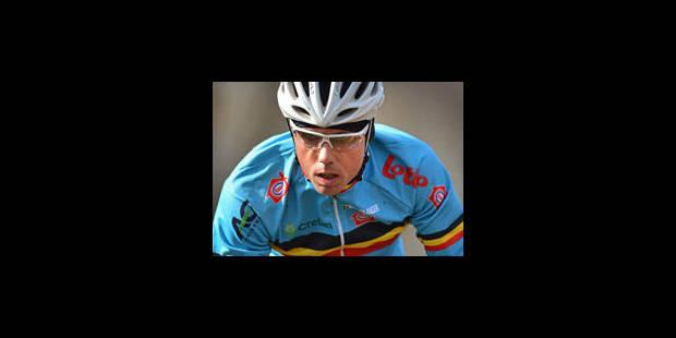 Sven Nys champion du monde de cyclo-cross, clap 2 - La Libre