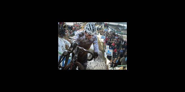 Sven Nys remporte le circuit Superprestige de cyclo-cross - La Libre