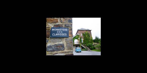 Les Clarisses vont déménager en 2014 - La Libre