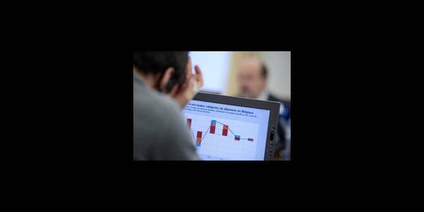La compétitivité belge inquiète la BNB - La Libre