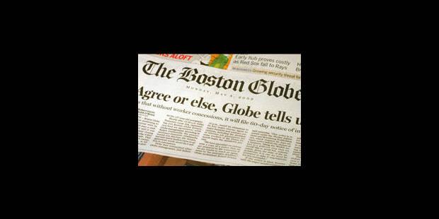 A vendre: grands quotidiens américains à prix cassés - La Libre