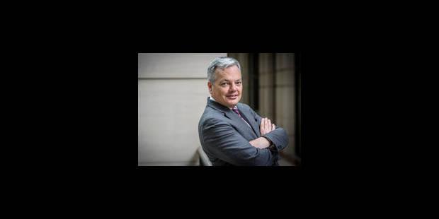 Reynders décide d'une importante refonte des postes diplomatiques belges - La Libre