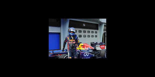 Couacs en série au GP de Malaisie - La Libre