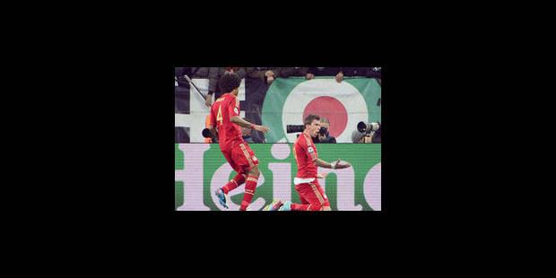 Le Bayern sans pitié pour la Juve (0-2) - La Libre