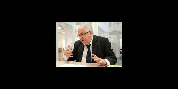 Miller recadré par Charles Michel - La Libre