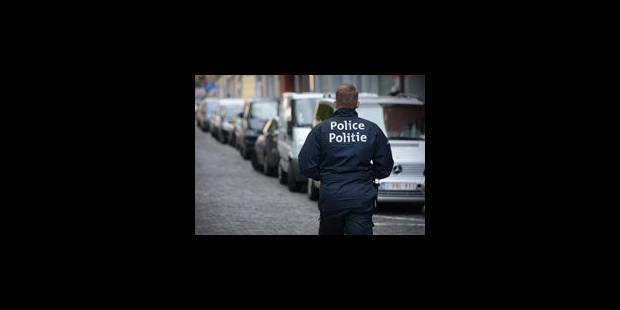 Terrorisme: onze personnes interceptées à Bruxelles - La Libre