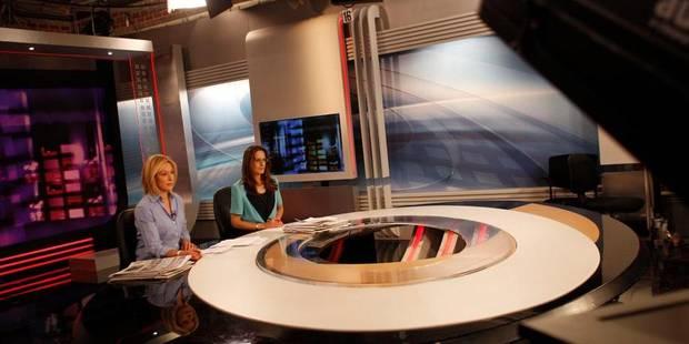 Édito: la télé grecque, symbole sacrifié - La Libre