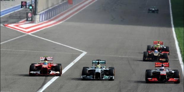Spa Grand Prix éponge une perte de près de 6 millions - La Libre