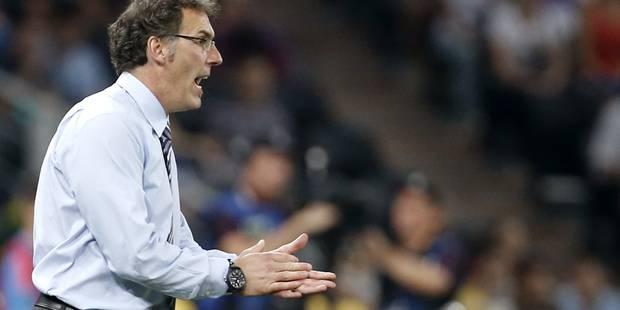 Laurent Blanc nommé entraîneur du Paris SG - La Libre