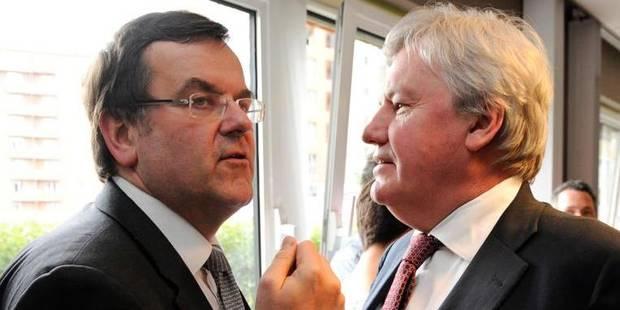 Willy Demeyer et Jean-Claude Marcourt médiateurs dans la reprise éventuelle du Standard - La Libre