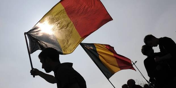 Pourquoi le drapeau belge est-il noir-jaune-rouge? - La Libre