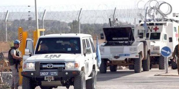 Syrie: les enquêteurs de l'ONU visés par des tireurs embusqués - La Libre