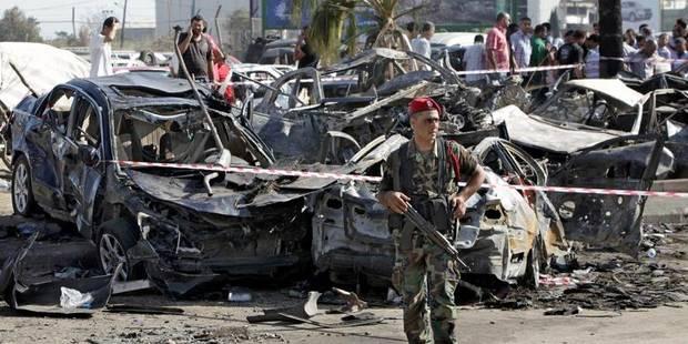 Attentat de Tripoli: 5 inculpés, dont un officier syrien - La Libre