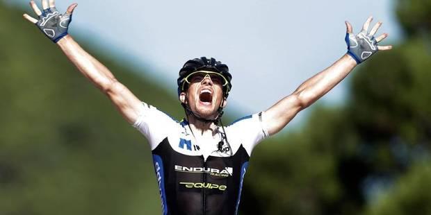 Vuelta: König gagne la 8e étape - La Libre