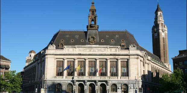 La mobilité repensée à Charleroi - La Libre