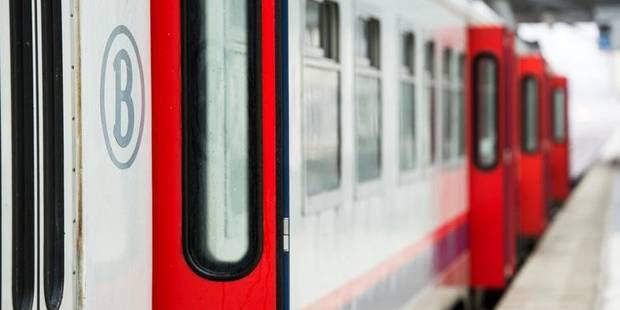 Les amendes bientôt perceptibles dans le train via Bancontact - La Libre