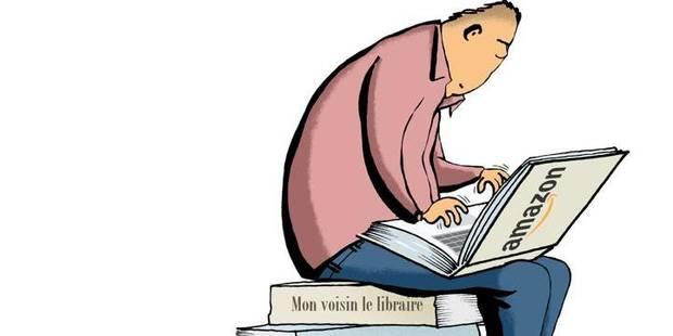 Acheter des livres sur Amazon : cauchemar ou modernité ? - La Libre