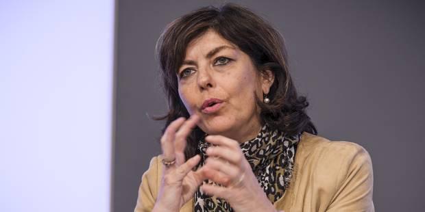 """Milquet: """"Une ambition collective pour Bruxelles"""" - La Libre"""