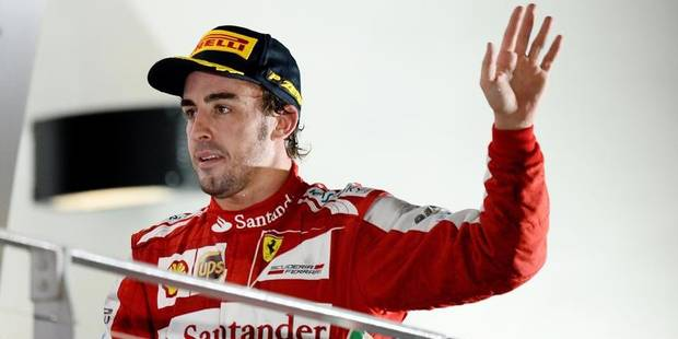 Fernando Alonso ne rachètera finalement pas l'équipe cycliste Euskaltel - La Libre