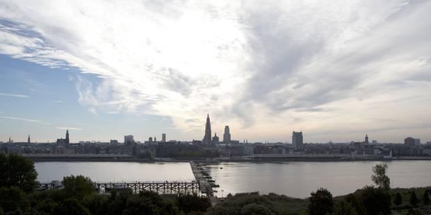 Anvers jette un pont comme en 1914 - La Libre
