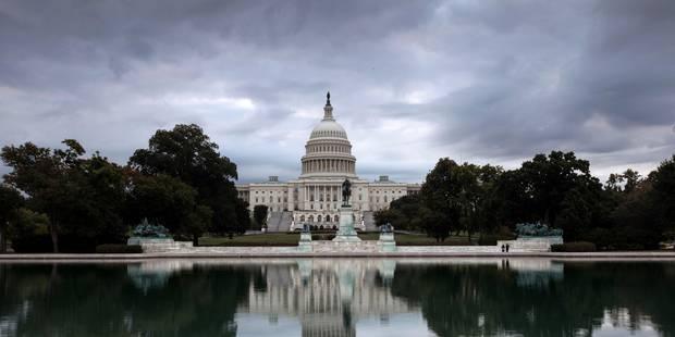 USA: l'épreuve de force s'intensifie au Congrès - La Libre