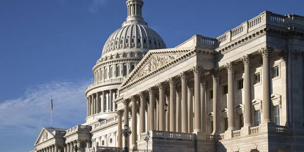 USA: le Sénat rejette le budget, l'Etat fédéral paralysé - La Libre