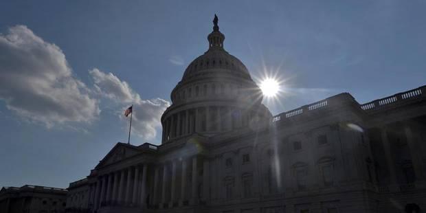 """Les républicains veulent """"rouvrir"""" l'Etat fédéral américain par morceaux - La Libre"""