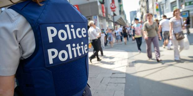 Policiers: hausse du nombre de jours d'arrêt de travail à la suite d'agressions - La Libre