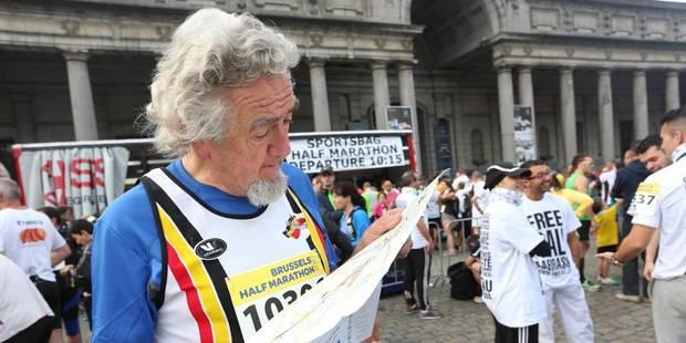 Marathon de Bruxelles: 14.000 participants (toutes les photos) - La Libre