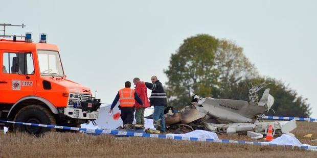 Crash d'un avion de parachutistes: le pire drame aérien depuis 1961 - La Libre