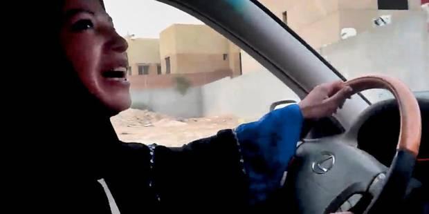 """""""No Woman No Drive"""" : une parodie pour soutenir les femmes au volant en Arabie Saoudite - La Libre"""