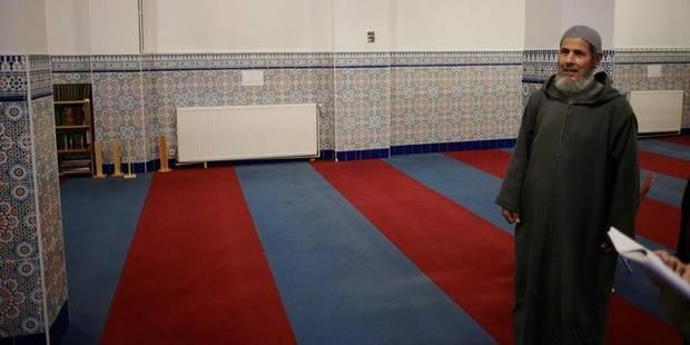 L'extension de la mosquée en discussion - La Libre