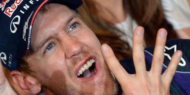 Vettel a peut-être mangé son pain blanc - La Libre