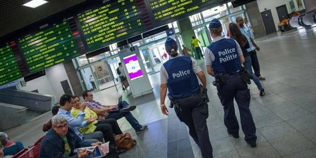 55 millions pour la sécurité à Bruxelles - La Libre