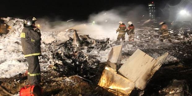 Crash d'un Boeing en Russie: l'avion avait déjà fait un accident en 2001 - La Libre