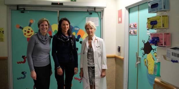 Un service d'hospitalisation pour les enfants en difficulté - La Libre