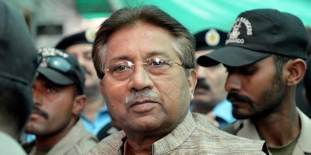 Le Pakistan institue un tribunal spécial pour juger Musharraf - La Libre