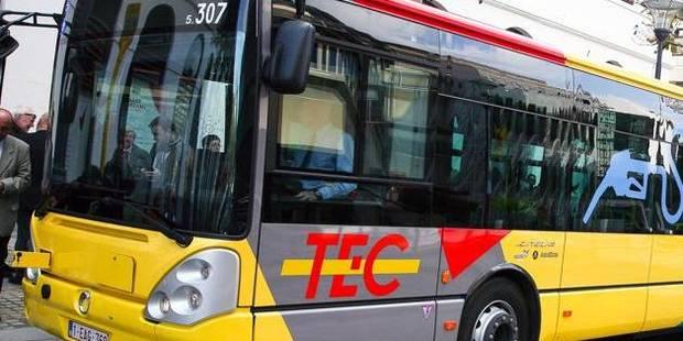 TEC Liège-Verviers: les bus roulent à nouveau - La Libre