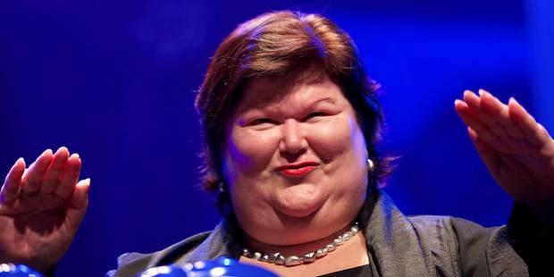 Maggie De Block redonne espoir aux libéraux flamands - La Libre