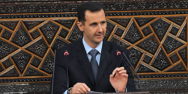 Crime de guerre en Syrie: des preuves pointent vers Bachar al-Assad - La Libre