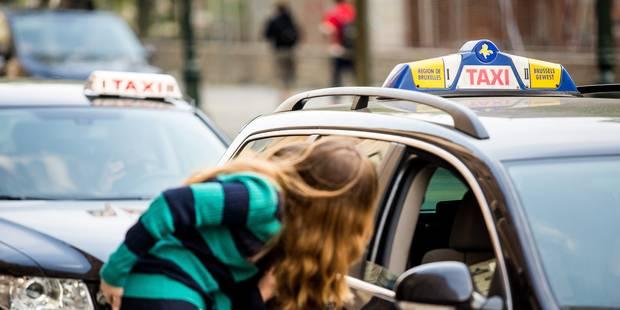Un chauffeur de taxi bruxellois continuait à rouler malgré 2 interdictions de conduire - La Libre