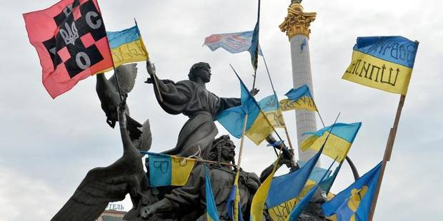 Comment la Russie attire-t-elle l'Ukraine? Avec de l'argent... - La Libre