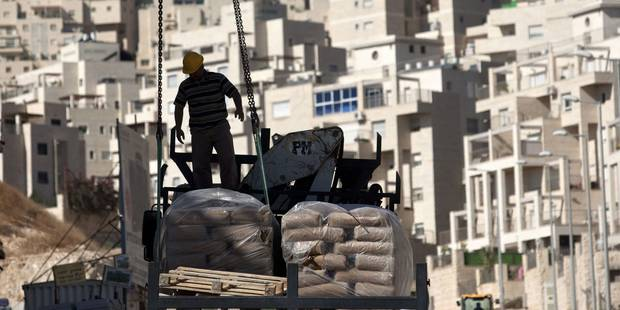 Israël : colonisation contre libération - La Libre
