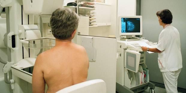 La Belgique compte le taux de cancers du sein le plus élevé au monde - La Libre