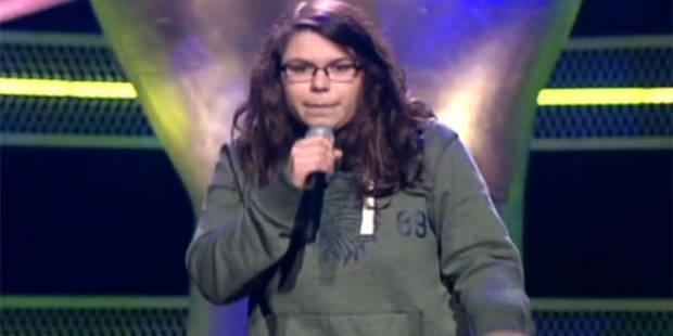 """Suzy, nouvelle star de """"The Voice Belgique"""" - La Libre"""