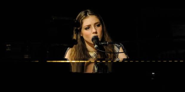 La voix de Birdy enchante Bruxelles - La Libre