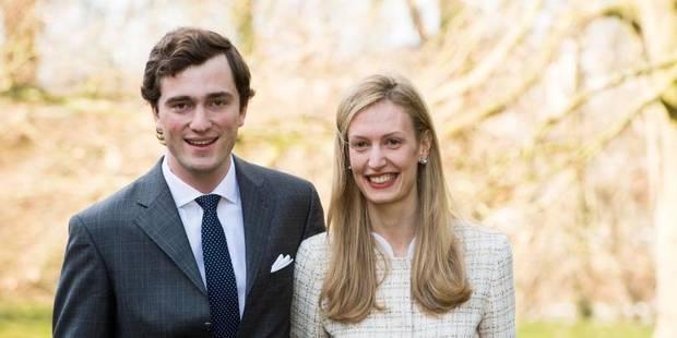 Le prince Amedeo présente sa fiancée - La Libre