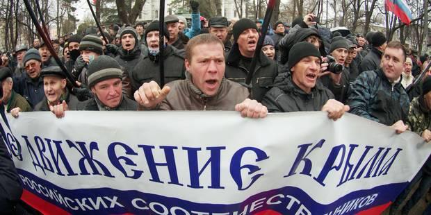 Édito: Conjurer une nouvelle guerre de Crimée - La Libre