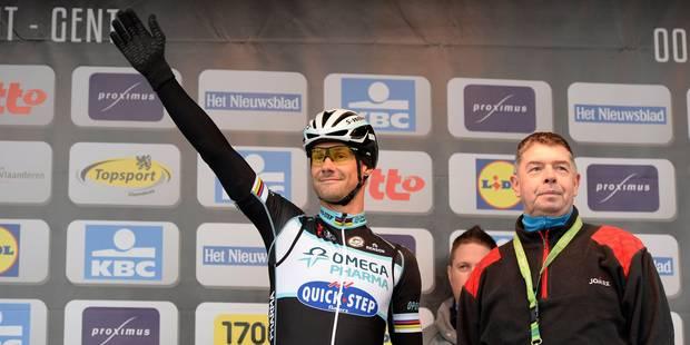 Kuurne-Bruxelles-Kuurne: 3e victoire de Tom Boonen - La Libre